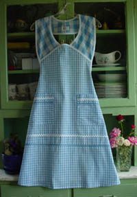 1940 Blue Gingham, click for more views