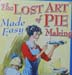 Cook Books and Pie Making