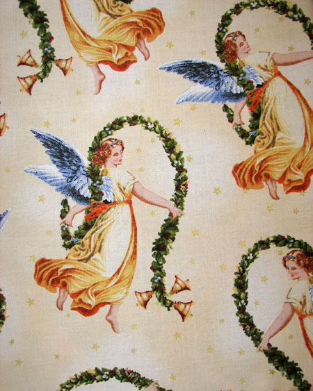 Angels on Cream Close Up