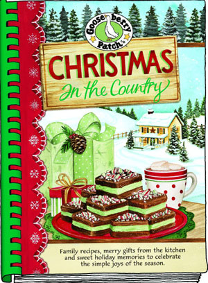 Christmas In the Country, clilck for more cookbooks