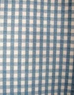 Denim Blue Gingham