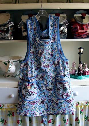 Grandma Holiday Apron