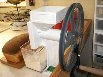 Wheat Grinder, also Corn grinder