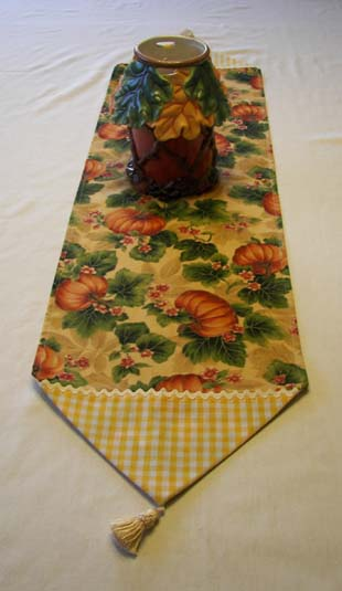 Thanksgivng Table Runner