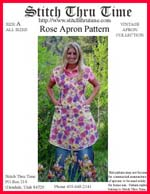 Apron patterns, click for information