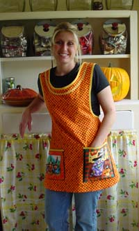 Hokus Pokus Apron, click for more views